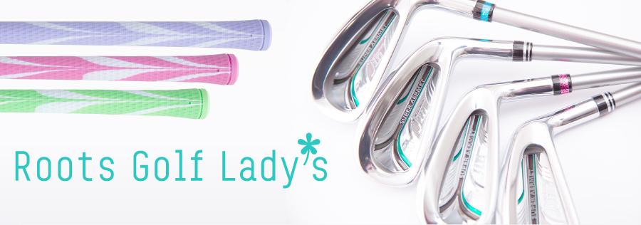 Roots Golf Lady'sについて